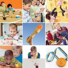 20 Fun games for little Olympians (snow not required). Why not hold your own winter games?