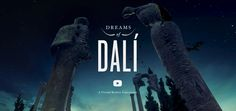 """Go inside and beyond Dali's 1935 painting Archeological Reminiscence of Millet's """"Angelus""""and explore the world of the surrealist master like never before."""