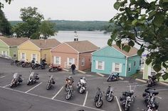 The Lakes Region is perfect for motorcycle enthusiasts! Spend time at the NASWA Resort on Lake Winnipesaukee in Laconia, New Hampshire - www.lakesregion.org