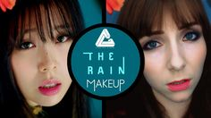 Klairs Mochi BB + Concealer review; Ladies Code 'The Rain' Kpop Makeup