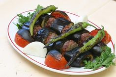 Patlıcan Kebabı /  21 Tantalizing Turkish Foods You'll Want Immediately (via BuzzFeed)