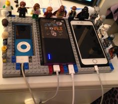 Lego charging station XD …