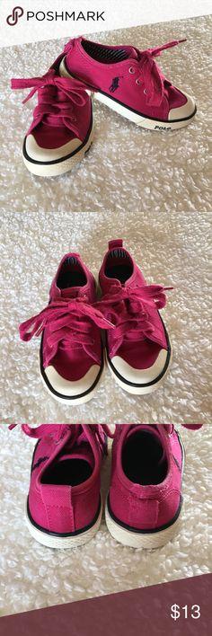 Ralph Lauren Kids Shoes In great condition. Kids Ralph Lauren polo tennis shoes size 10 Polo by Ralph Lauren Shoes Sneakers