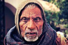 Sadhu, Vrindavan, Indien, Asien