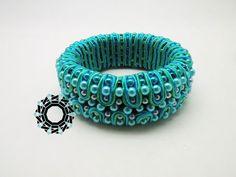 3D Soutache bracelet by Tender December Alina Tyro-Niezgoda
