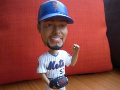 New York Mets Santana
