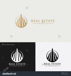 Real Estate Logo,Hotel Logo,Building Logo,Property Logo,Vector Logo Template - 359909357 : Shutterstock