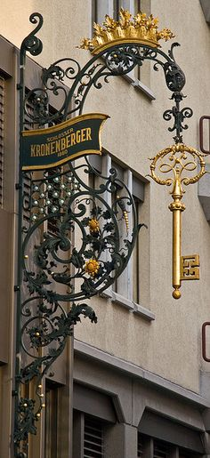 """The Locksmith"" Almost always labeled Paris is really a place in Lucerne, Switzerland."
