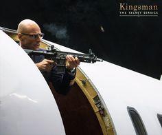 Merlin. Troubleshooter!  #Kingsman #MarkStrong #Kino #Film