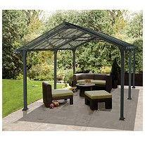 Empire 500 Garden Shelter/Carport