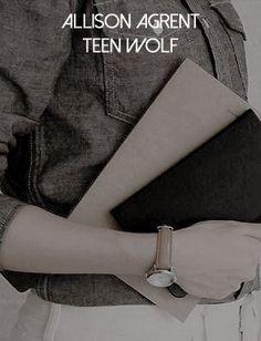 Allison Argent | Teen Wolf | part 1