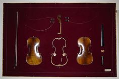 News violin      In the winter of 2001 I took an old violin which I hadn't played in years, pried it apart, and mounted it like a biology dissection. It came apa... http://showbizlikes.com/violin/