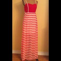 """Spotted while shopping on Poshmark: """"ModCloth Maxi""""! #poshmark #fashion #shopping #style #Ya #Dresses & Skirts"""