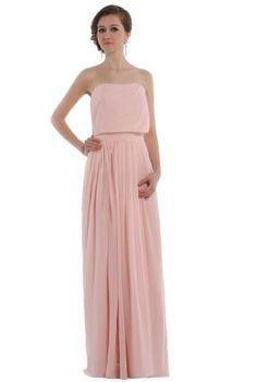 Modern Pink Strapless Floor Length Chiffon Evening Dress ZW (18, Pink) Lemandy http://www.amazon.co.uk/dp/B00HZX1UG8/ref=cm_sw_r_pi_dp_MJliwb176TFXT