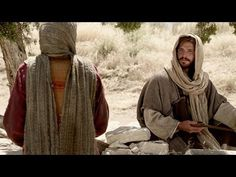 Jesus Teaches a Samaritan Woman. Christ provides us with everlasting life if we partake of what he offers, and we will thirst no more.