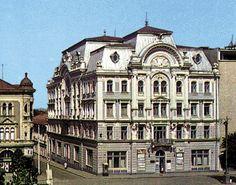 Jewish Community Building, Czernowitz - Cernauti - Chernovtsy - Chernivtsi