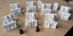 Dunkin's Space Hulk Set (Pic Heavy) in Post your own pictures here Forum