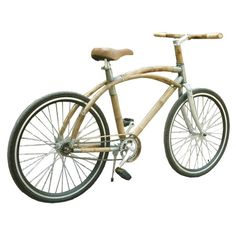 Groveside Bicycle - made of bamboo