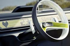 Citroen interior interaction concept