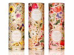 Crabtree & Evelyn - Embalagens Estampadas