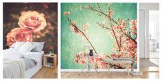 Iets bijzonders in je interieur? Ga voor fotobehang. Laat je inspireren door de natuur. Meer tips voor het inrichten van je huis en volop wooninspiratie op mijn interieurblog http://www.interieurinspiratie.nl/
