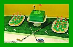 80th Birthday Golf Party Ideas - What's more perfect than a golf-themed birthday party for the man or woman with a passion for golfing?