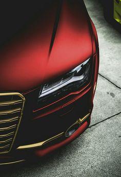 Iron man car - Audi RS7
