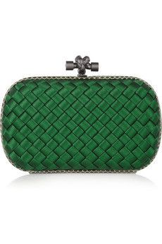 Clutch in Smaragd (Farbpassnummer 32) Kerstin Tomancok / Farb-, Typ-, Stil & Imageberatung
