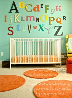 Nursery Notations: Children's Rooms in House of Fifty