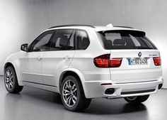 2012 BMW X5 M50d SUV Version... <3. My next car. After I run the crap out of my Honda Pilot!