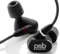 PSB M4U 4 In-ear Monitor - Design In Ear Buds, In Ear Monitors, Speakers, Product Design, Headset, In Ear Headphones, Australia, Simple, Headphones