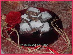 *O cantinho da Tila*: Fudge de chocolate