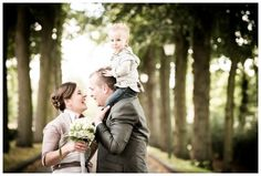 wedding inspiration, wedding with kids, pink wedding dress, bride and groom, abdij van rolduc kerkrade, bruidsreportage, picture by www.sjurlie.nl