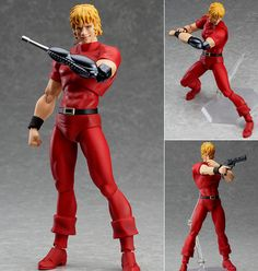 Figma 179 Cobra the Space Pirate Anime Action Figure Max Factory Japan