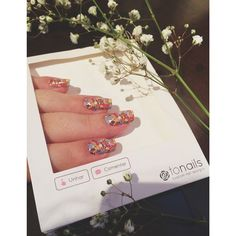 #Pelicula para #unhas - Estampa Personalizada  - @Beautyinshots