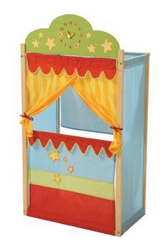 Roba - 7102 - Théâtre de Marionnettes: Amazon.fr: Jeux et Jouets
