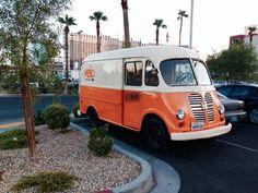 '60 International Harvester Metro Van