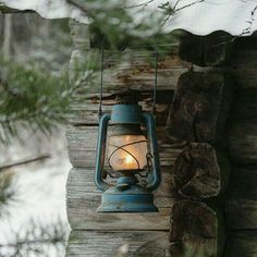 The Little Hermitage - oldfarmhouse: Rusticated FarmHouse . Christmas Tree Farm, Nordic Christmas, Old Lanterns, Vintage Lanterns, Winter Cabin, Winter Mountain, Little Cabin, Cabins In The Woods, Drawing Tips