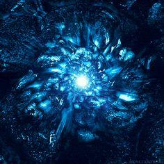 I Like It Nice And Blue...Always From Micro To Macro Cosmos !... http://samissomarspace.wordpress.com