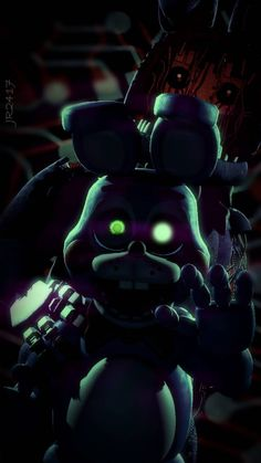 Toy Bonnie x Withered Bonnie. Fnaf Golden Freddy, Freddy 2, Scary Art, Creepy, Spongebob Memes Patrick, Scary Wallpaper, Fnaf Wallpapers, Fnaf Characters, Fnaf Drawings