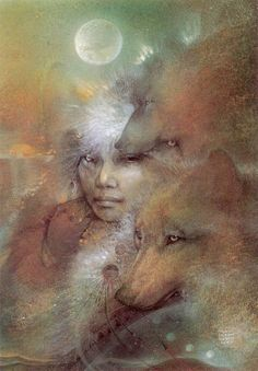 Susan Seddon Boulet | The Company Of Wolves