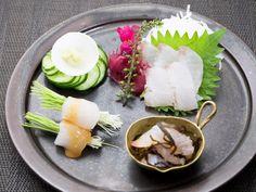"Japanese Food ""Sashimi"""