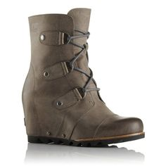 Sorel Women's Joan of Arctic Wedge Booties *** Find out more details by clicking the image : Boots for women