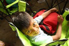 Displaced student in Iligan, Mindanao, Philippines.