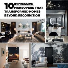 10 impressive makeovers that transformed homes beyond recognition - Home & Decor Singapore Split Level House Basement, Basement House, Narrow Basement Ideas, Cheap Basement Ideas, Cottage House Plans, Cottage Homes, Basement Renovations, Living Room Modern, Open Concept