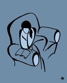 Soirée lecture - Tatyana Markovtsev minimalist art