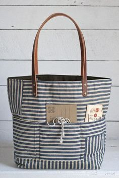 1940's era Ticking Fabric Tote Bag - FORESTBOUND - bag and purse set, sports bag, online buy bags *sponsored https://www.pinterest.com/bags_bag/ https://www.pinterest.com/explore/bag/ https://www.pinterest.com/bags_bag/bags/ https://www.aliexpress.com/category/200010063/women-bags.html