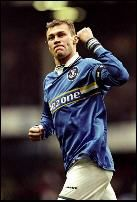 ToffeeWeb - Everton Past Players: Duncan Ferguson Football Cards, Football Players, Everton Fc, Fulham, Sports Activities, Soccer, Profile, Illustrations, Club