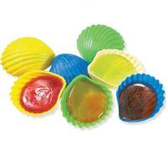 Les bonbons des années 80 sont de retour ! Retrouvez une gourmandise de votre enfance : le coquillage Roudoudou.