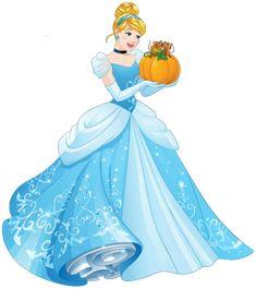 Nuevo Artwork PNG En HD De Cinderella
